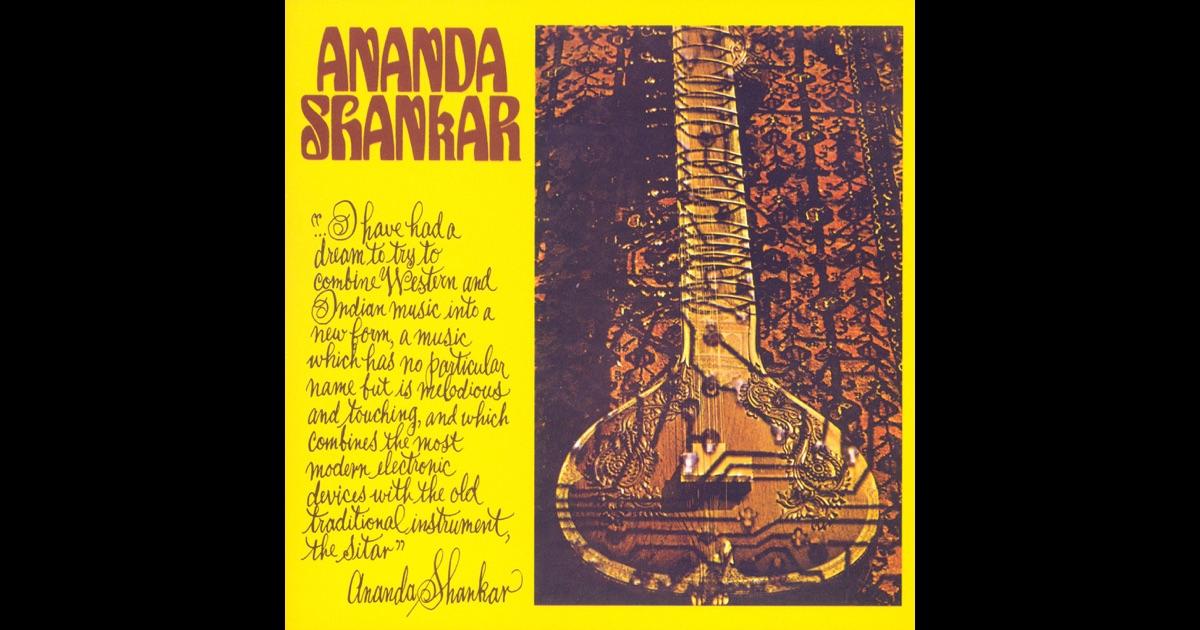 Ananda Shankar Ananda Shankar