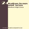 Caldara - 24 Italian Songs and Arias - Medium High Voice  artwork