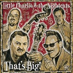 Little Charlie & The Nightcats - Money Must Think I'm Dead