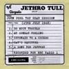 John Peel Top Gear Session: Jethro Tull (23rd July 1968) - EP ジャケット写真