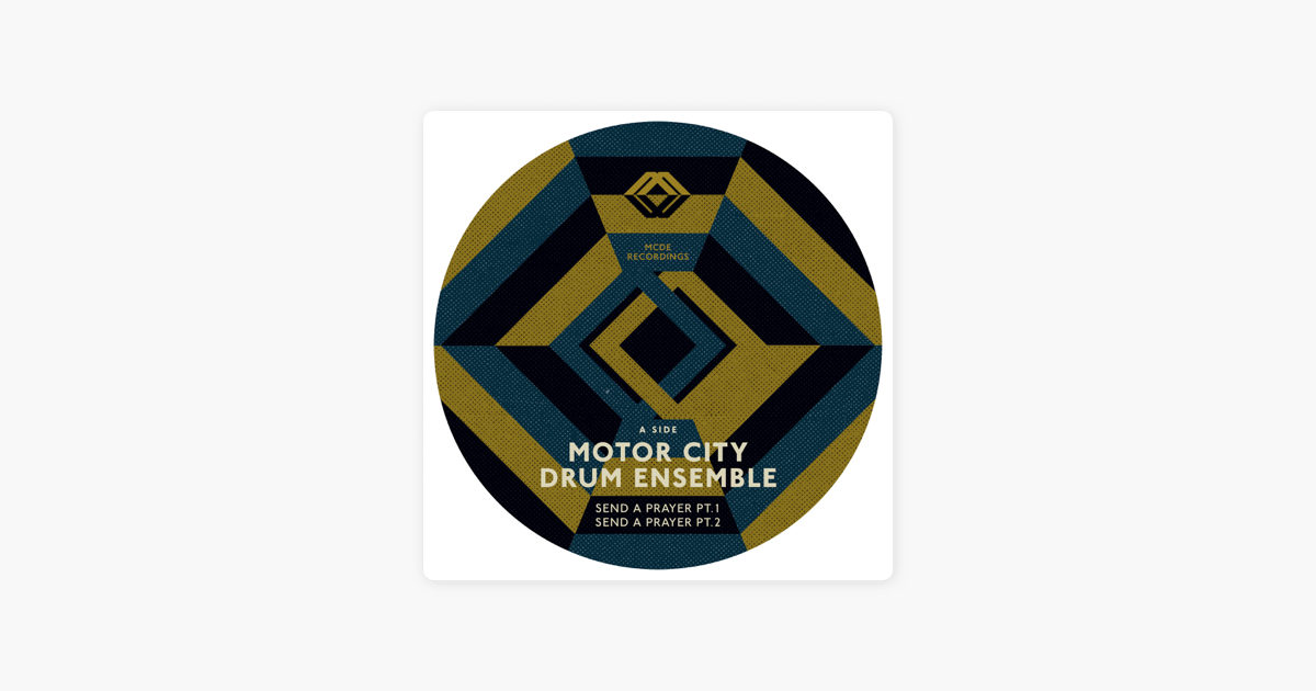 ... raw cuts 5 recloose remix · send a prayer ep by motor city drum ensemble on itunes · two ...