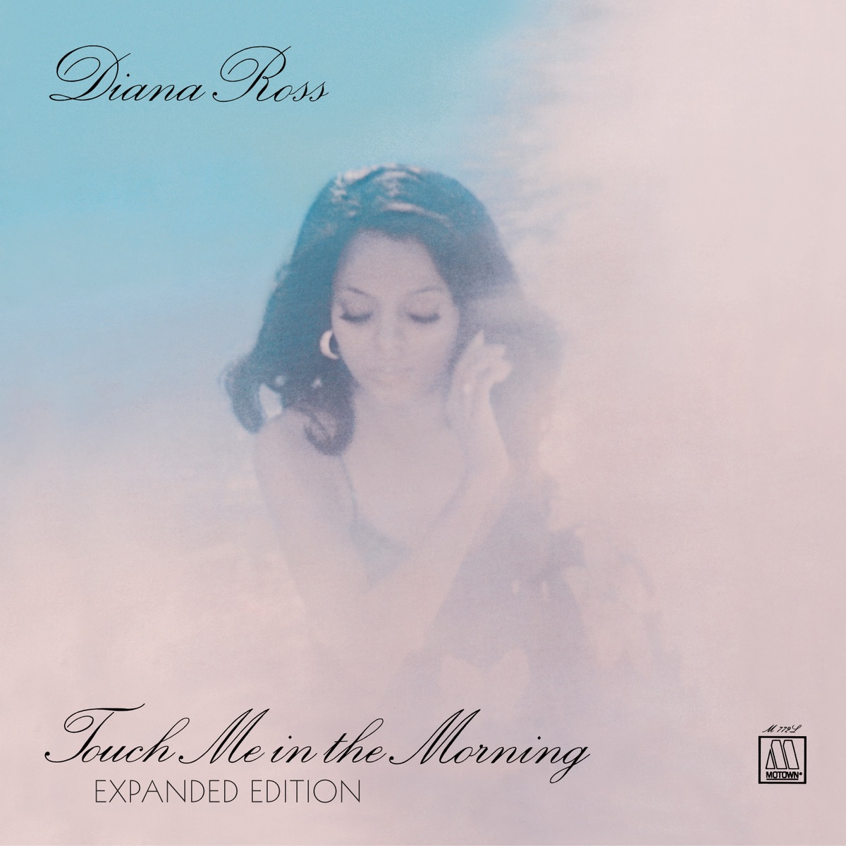 Touch Me In the Morning Expanded Edition Diana Ross CD cover