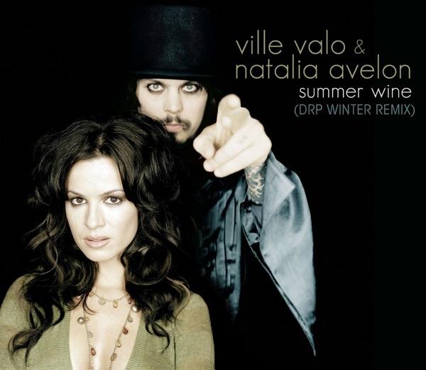 Ville Valo & Natalia Avelon mit Summer Wine