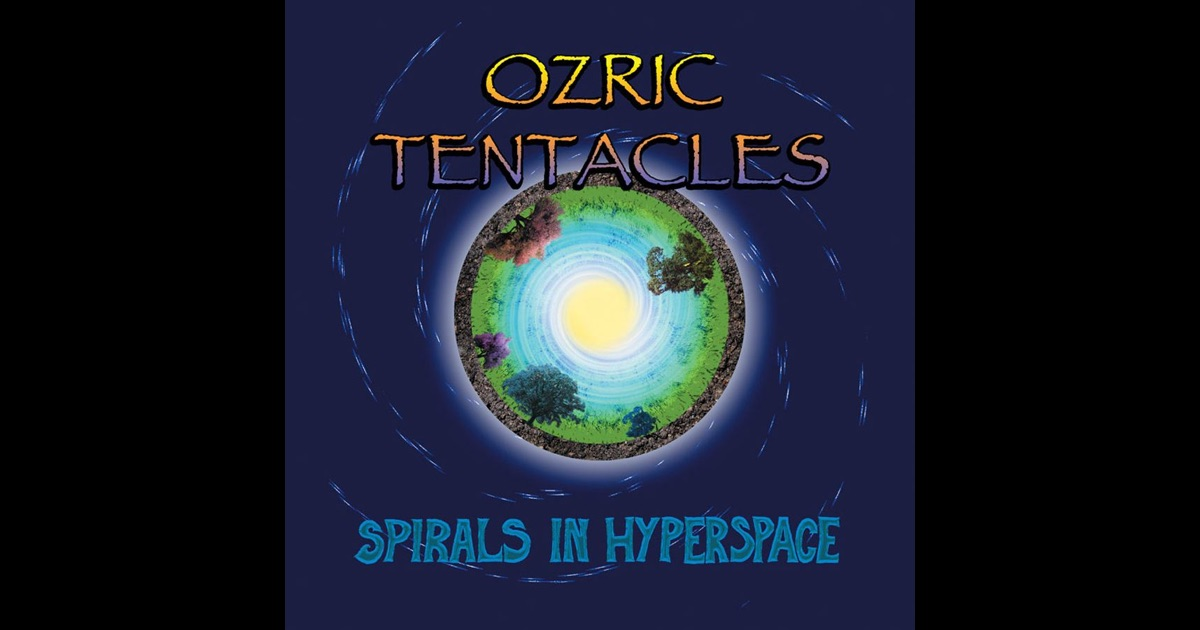Ozric Tentacles - Ozric Tentacles