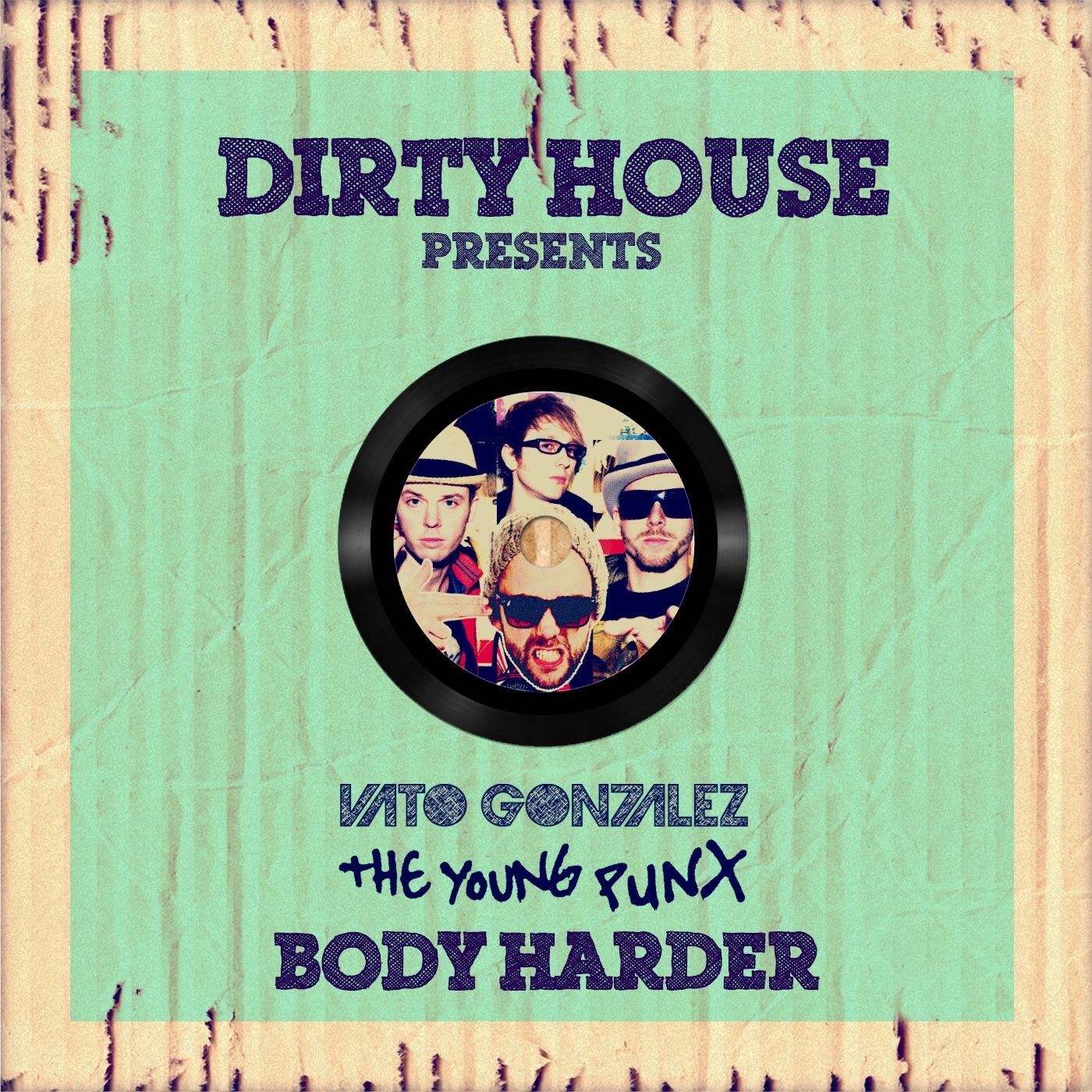Body Harder - Single