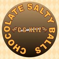 C.G. Keyz - Chocolate Salty Balls - Single