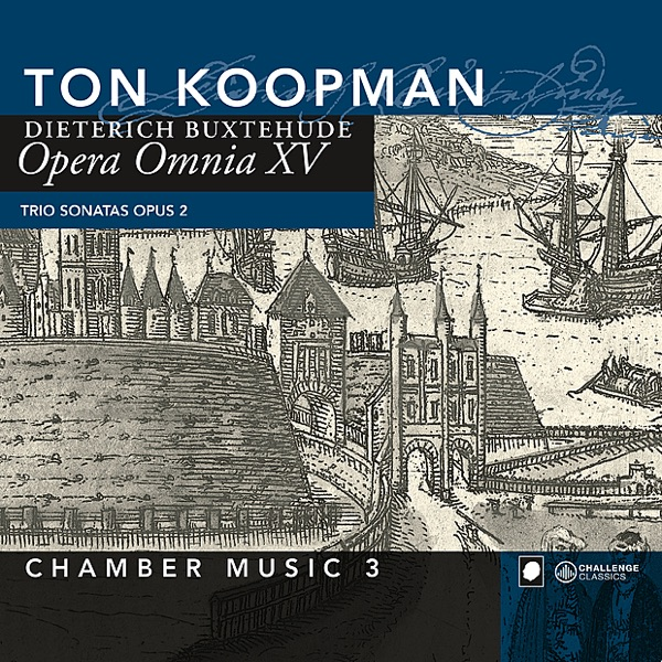 Opera Omnia XV - Chamber Music, Vol. 3
