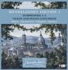 Mendelssohn Edition, Vol. 1: Orchestral Music