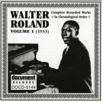 Walter Roland - Early This Morning