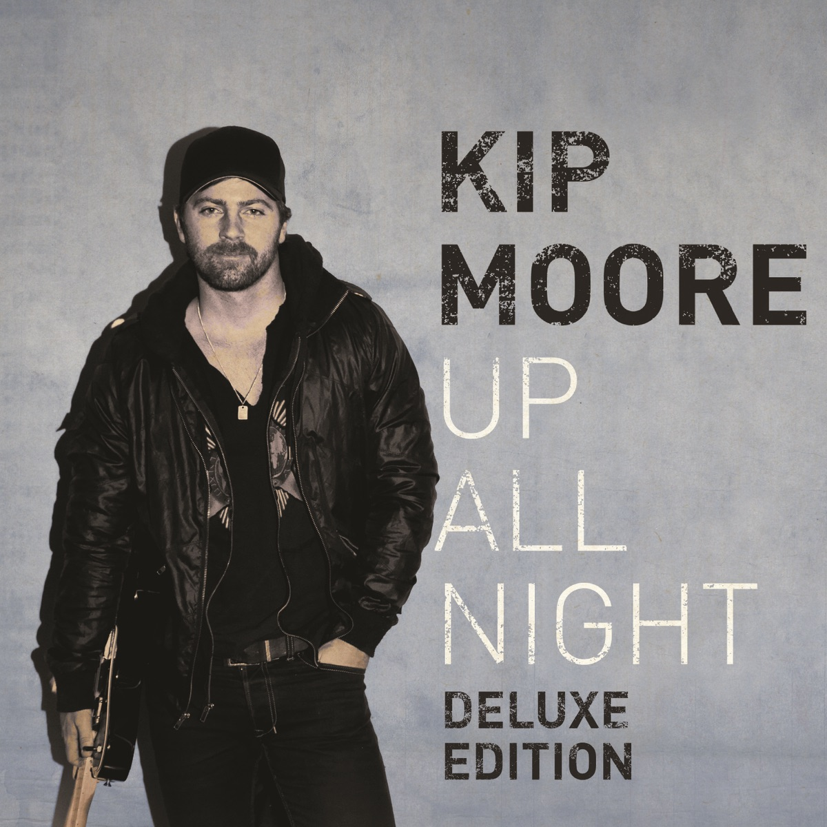 Up All Night Deluxe Edition Kip Moore CD cover