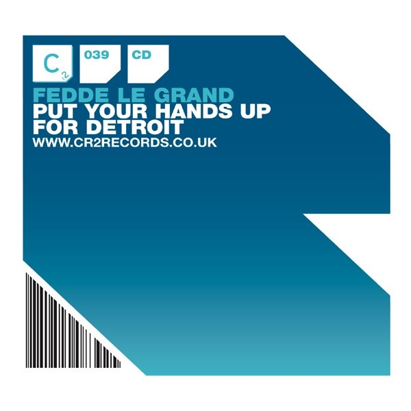 Fedde Le Grand mit Put Your Hands Up for Detroit