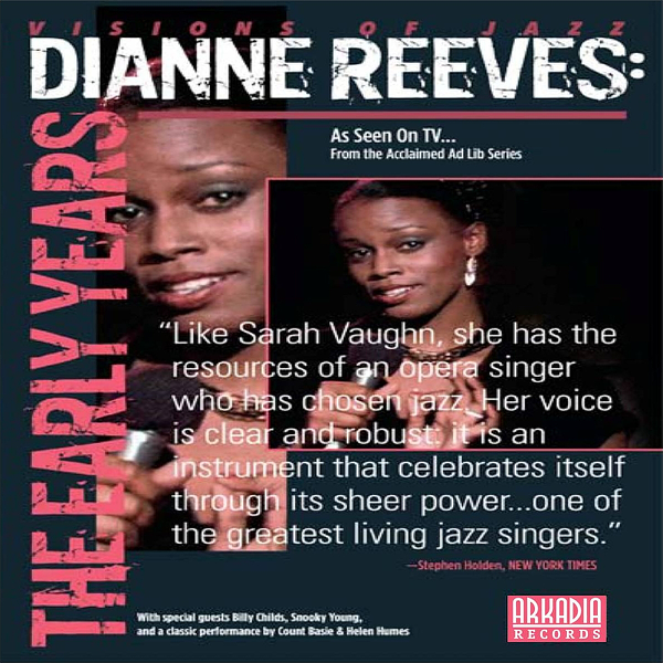 Dianne Reeves - The Early Years (Live from the Ad Lib TV Series) by Dianne  Reeves on iTunes