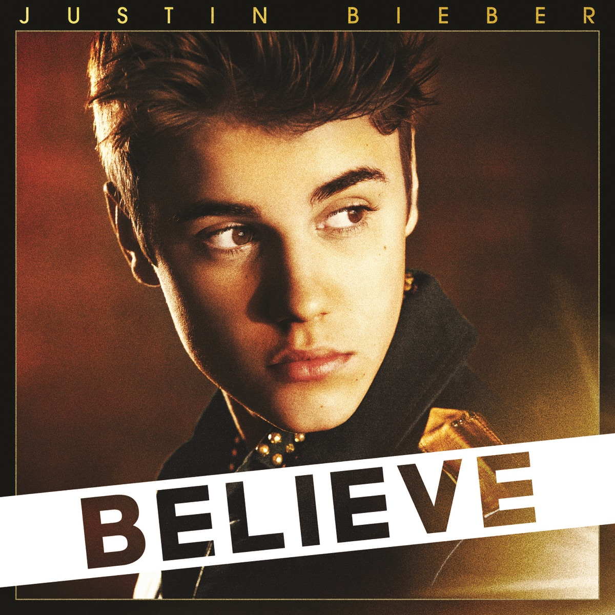 Justin Bieber - Believe (Deluxe Edition) Cover