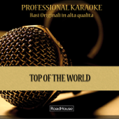 Top of the World (Instrumental Version) [Originally by the Carpenters]