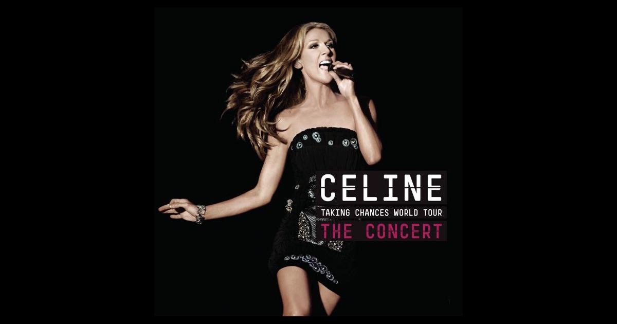 Celine Dion Taking Chances World Tour Live In Boston