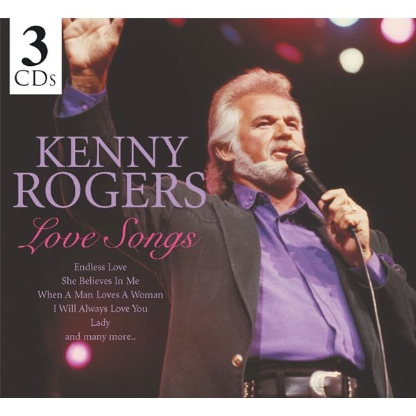 Kenny Rogers - Love Songs