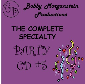 Bobby Morganstein Productions - Chicken Dance International With Ethnic Promenades (The Original, Beer Barrel Polka, Mexican Hat Dance, Irish Jig, Tarantella, Hava Nagilah)