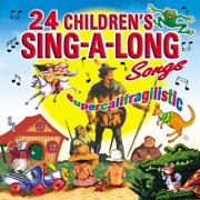 24 Children's Sing-a-Longs - Mary Carpenter