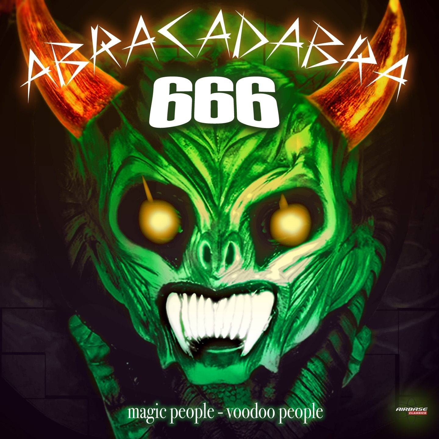 Abracadabra (Magic People - Voodoo People - Special Maxi Edition) - EP