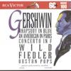 Gershwin Rhapsody in Blue An American in Paris Concerto in F