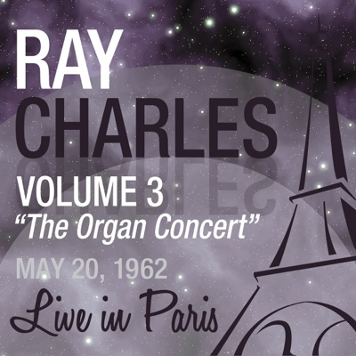Live in Paris, Vol. 3 -Ray Charles - Ray Charles