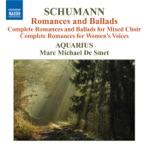 Schumann: Complete Romances and Ballads
