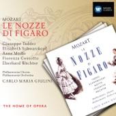 """Philharmonia Orchestra, Carlo Maria Giulini, Eberhard Wächter - Le nozze di Figaro, K. 492, Act I: """"Cosa sento! Tosto andate"""" (Conte, Basilio, Susanna, Cherubino, Figaro)"""