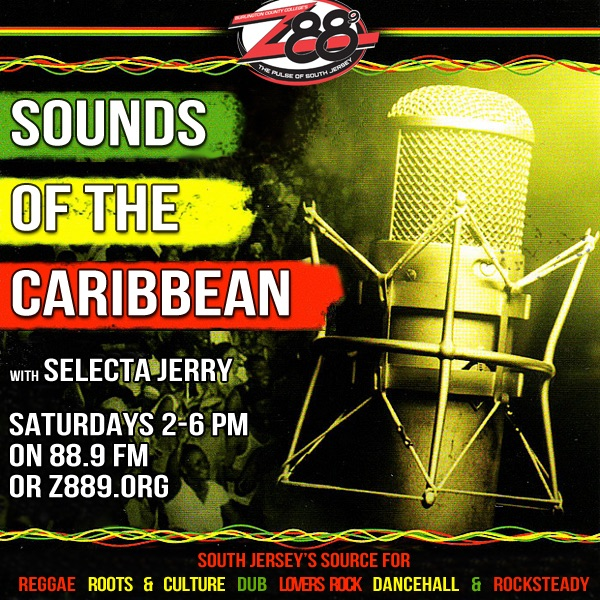 Caribbean Sound Caribbean Sound: Sounds Of The Caribbean With Selecta Jerry By Reggae Radio