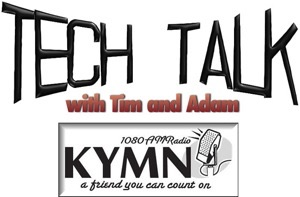 Tech Talk with Adam and Tim - 1080 KYMN and Brown Dog Computers