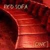 Red sofa - Jardin d'hiver