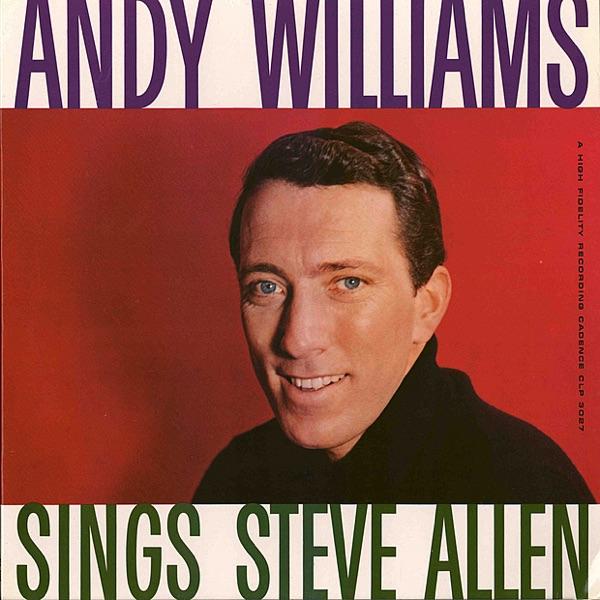 Andy Williams Sings Steve Allen