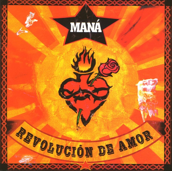 Mana - Angel De Amor