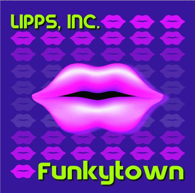 Cover art for Funky Town