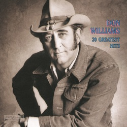 20 Greatest Hits - Don Williams Album Cover