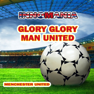 Gold Band - Glory Glory Man United (Inno Manchester United)