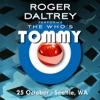 10/25/11 Live In Seattle, WA, Roger Daltrey