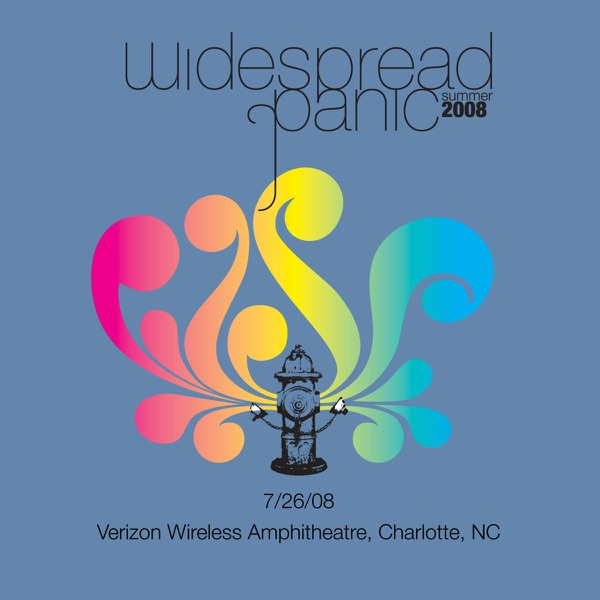 Live Widespread Panic: 7/26/08 Charlotte, NC