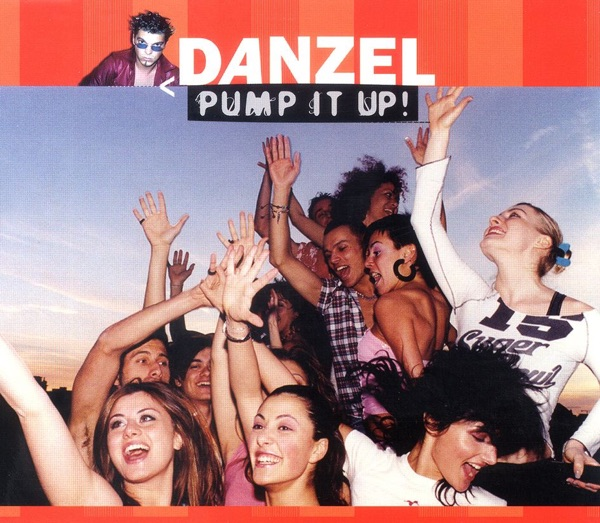 Cover art for Pump It Up