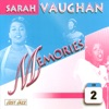 Memories (Vol. 2), Sarah Vaughan