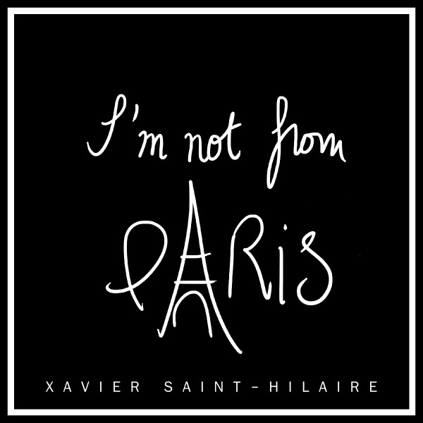 I'm not from Paris