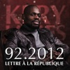 Lettre à la République - Single, Kery James
