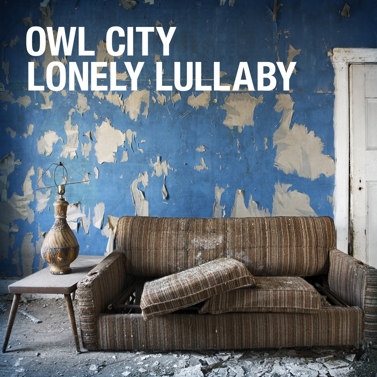 Lonely Lullaby - Single Album Cover by Owl City