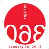 Kurt Andersen - Studio 360: Sue Grafton & Comedy Podcasts  artwork