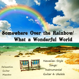 Somewhere Over The Rainbow What A Wonderful World Hawaiian Style