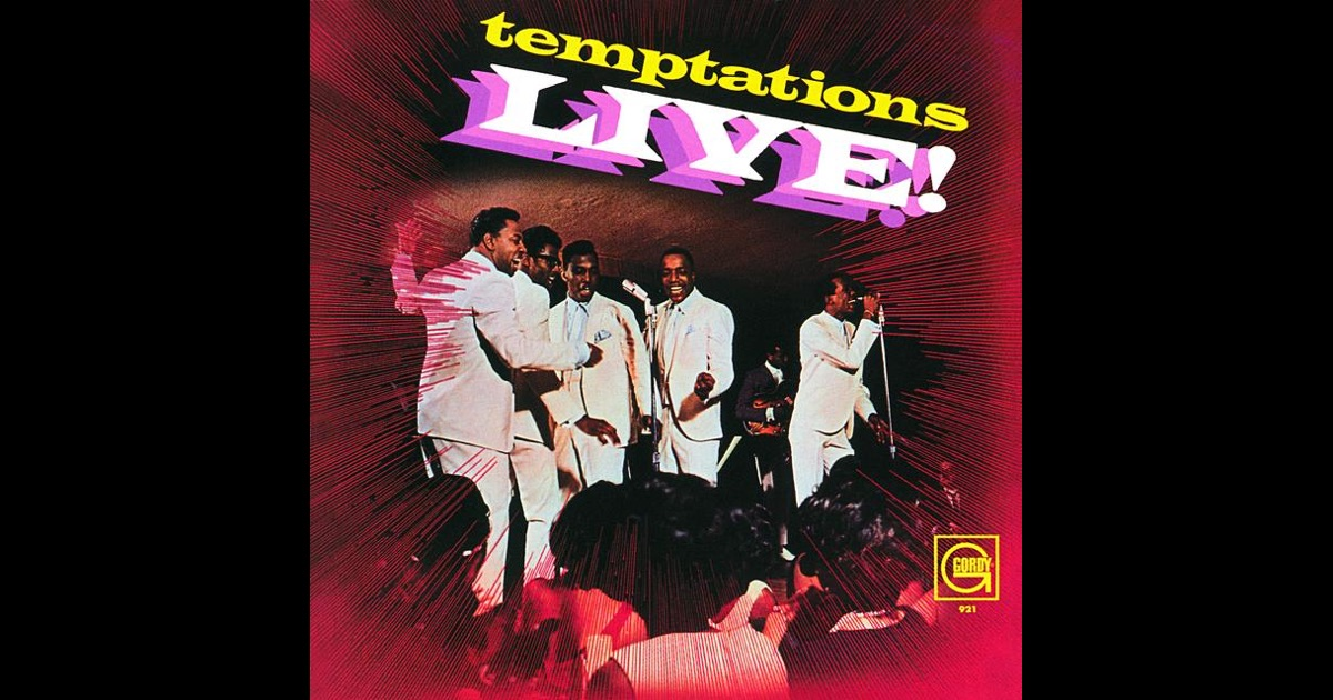temptations live by the temptations on apple music. Black Bedroom Furniture Sets. Home Design Ideas