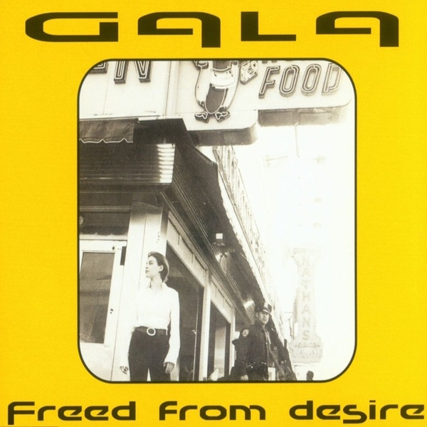 Gala mit Freed from Desire
