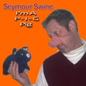 Seymour Swine - Blue Christmas