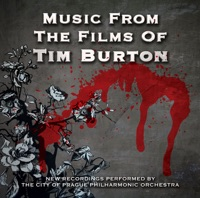 Music from the Films of Tim Burton (Tribute Album)