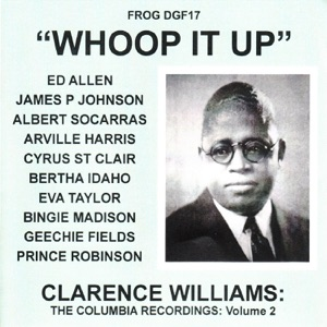 Whoop It Up - The Columbia Recordings, Vol. 2