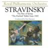 Stravinsky The Rite of Spring The Firebird Ballet Suite 1945